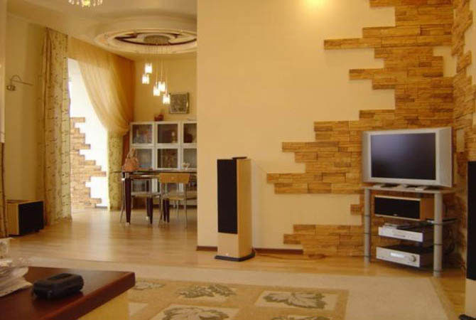 Интерьер в роскошных домах рублевки