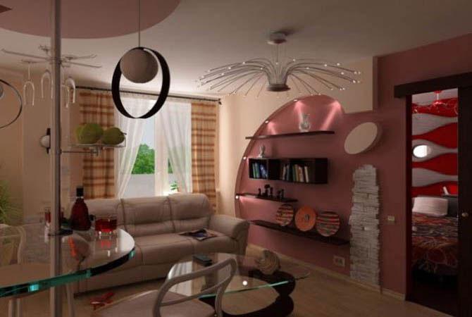 Фото дизайна спальни в доме